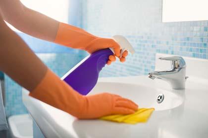 nettoyage salles de bain
